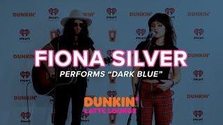 Fiona Silver Performs 'Dark Blue' Live | DLL