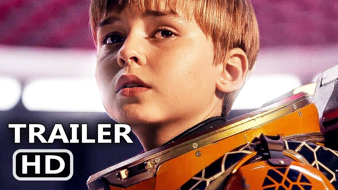 LOST IN SPACE Official Trailer (2018) Sci-Fi Netflix Movie ...