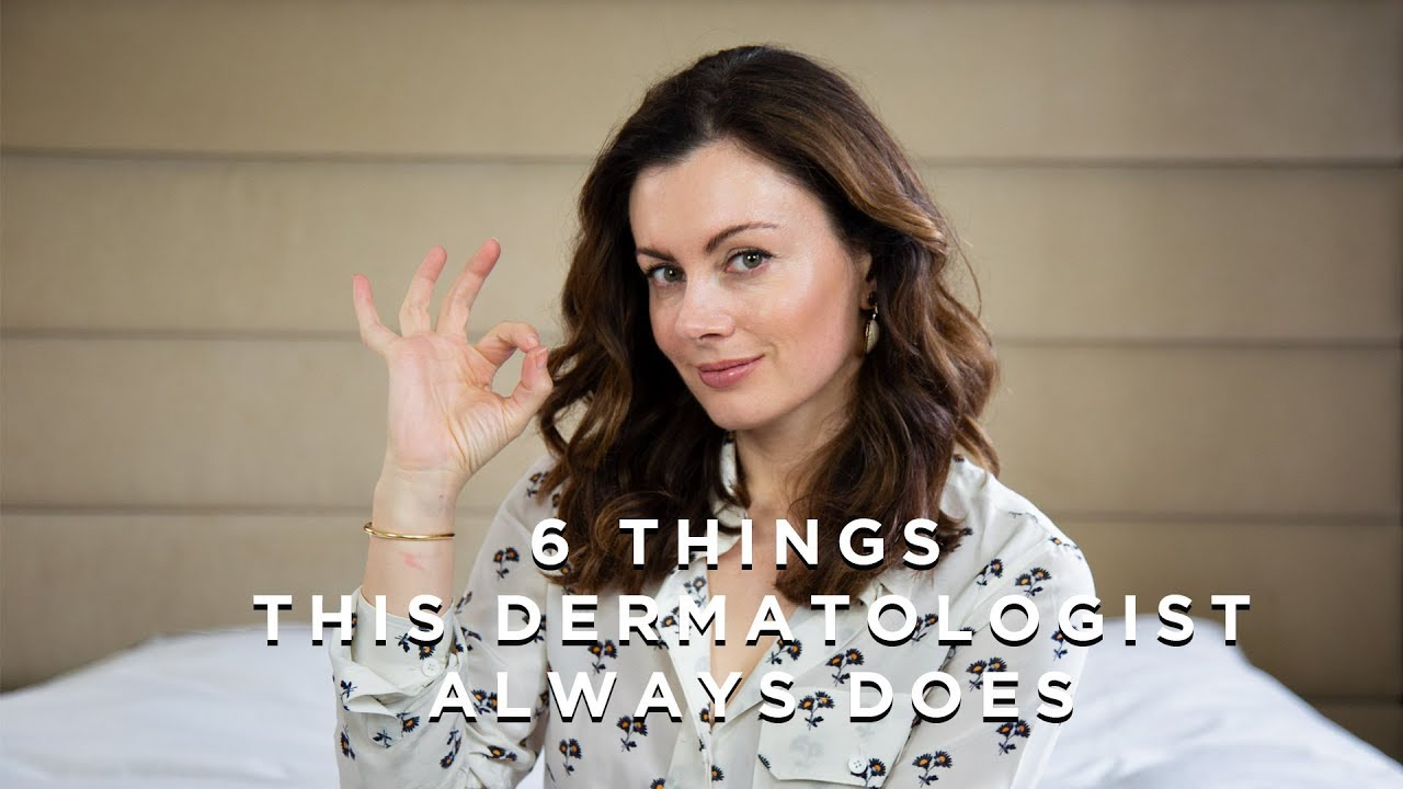 6 Things Every Dermatologist Gets Asked Over And Over Again
