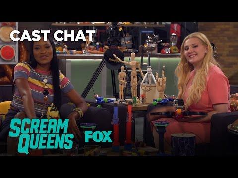 Things Get Weird With Keke Palmer & Abigail Breslin In The Fox Lounge | Season 2 | SCREAM QUEENS