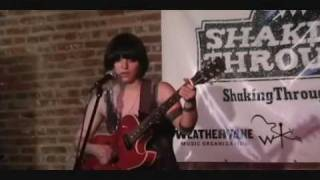 Sharon van Etten - I Wish I Knew Live in Philadelphia (5/22/10)