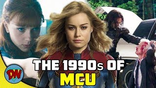 7 Important MCU Events From The 1990s Except Captain Marvel | Explained in Hindi