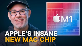 Why the M1 Mac is SO FAST - Apple Silicon Explained!