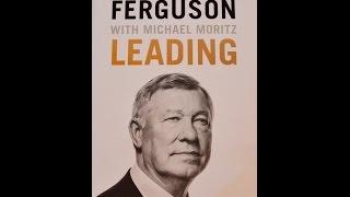 The Book Club   Alex Ferguson with Michael Moritz   Leading