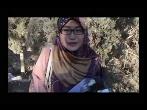 Hari Jubah Umi Nadia & NurHafiza Al-Bayt University Jordan