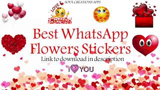 Popular Love Romance Sticker For WhatsApp Related to Apps