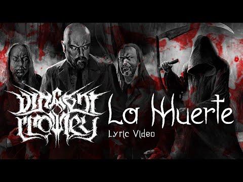 """VINCENT CROWLEY - """"La Muerte"""" (Official Lyric Video)"""