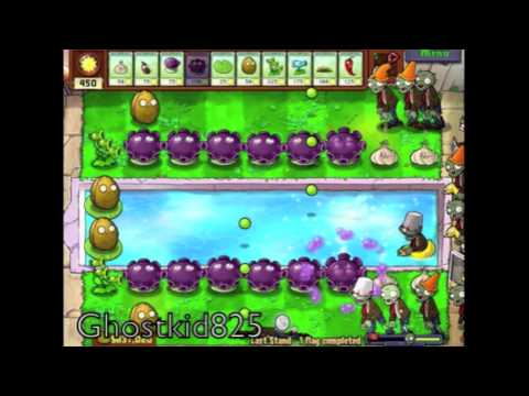 Thumbnail: Plants vs Zombies - Last Stand - Nearly-Foolproof Setup [HD]