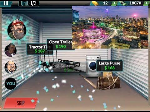 JOHANNESBURG UNLOCKED! Bid Wars: Pawn Empire #50 -  - walkthrough gameplay