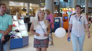 видео Аэропорт Витязево