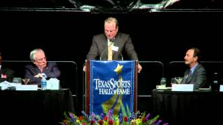 Jim Sundberg: Texas Sports Hall of Fame 2010