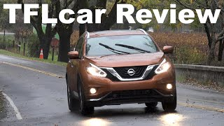 2015 Nissan Murano TFL4K Review: Beauty or the Beast?