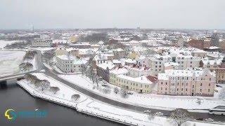 Поездка в Выборг (Ленинградская область) вместе с туристической фирмой &quot;Маклай&quot;<