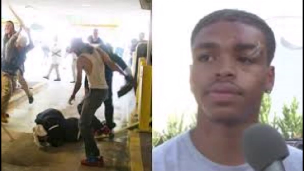 'Justice Has Been Served' DeAndre Harris Says Of Sentence For His Charlottesville Attacker