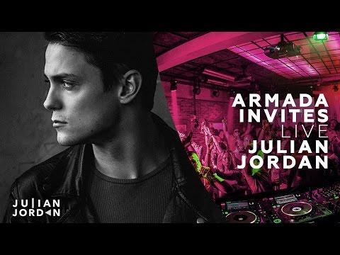 Armada Invites: Julian Jordan