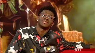 LIL NAS X   being GAY & Glastonbury 2019  interview Video