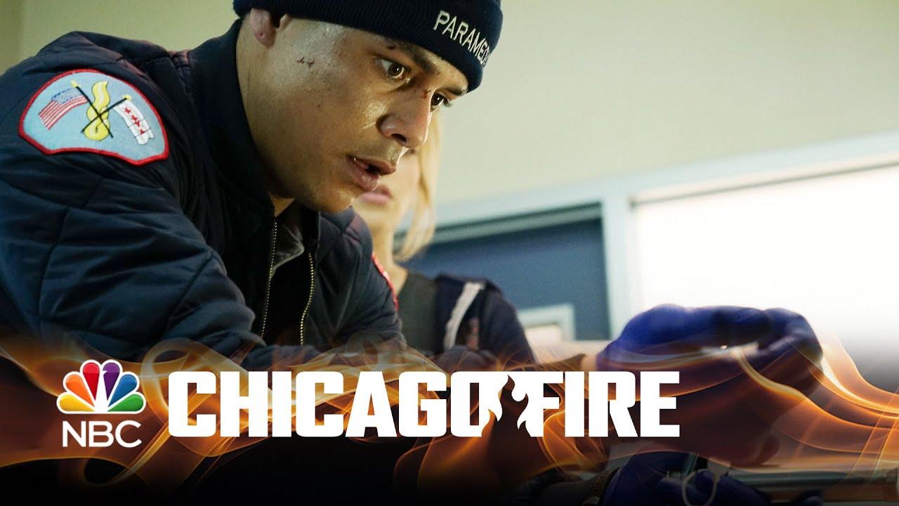 Chicago Fire - Saving Severide (Episode Highlight)