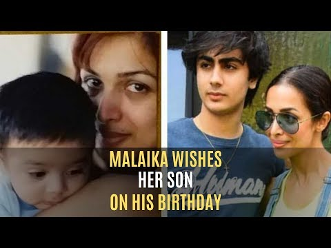 Malaika Arora Posts Birthday Wish For Son Arhaan Khan As He Turns 17 | SpotboyE Mp3
