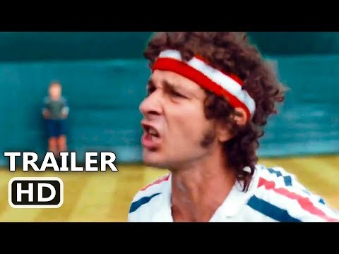 BORG VS. MCENROE Official Trailer (2017) Shia LaBeouf, Red Band Movie HD