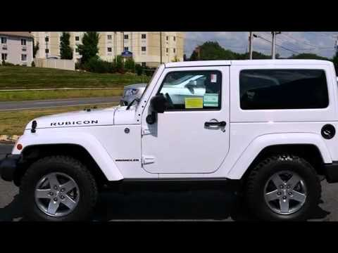 2012 Jeep Wrangler Rubicon In West Springfield Ma 01089