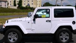 2012 Jeep Wrangler Rubicon in West Springfield, MA 01089