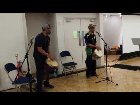 Live Ngoma- Kitoto Song and Drum