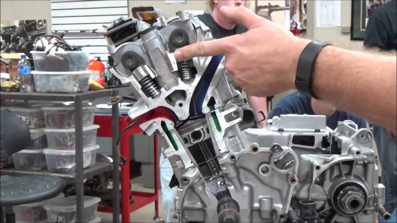 4 Stroke Motorcycle Engine Diagram Why Is It Important To Understand Top Dead Center Vs