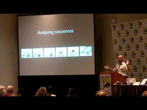 The scientific study of the visual language of comics - Comic-Con 2015