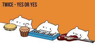 "Bongo Cat - TWICE ""YES or YES"" (K-POP)"