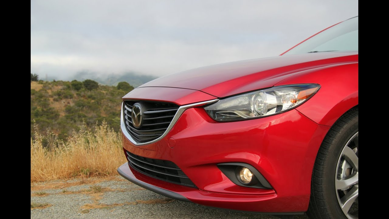 2014 2015 Mazda 6 Igrand Touring Review And Road Test