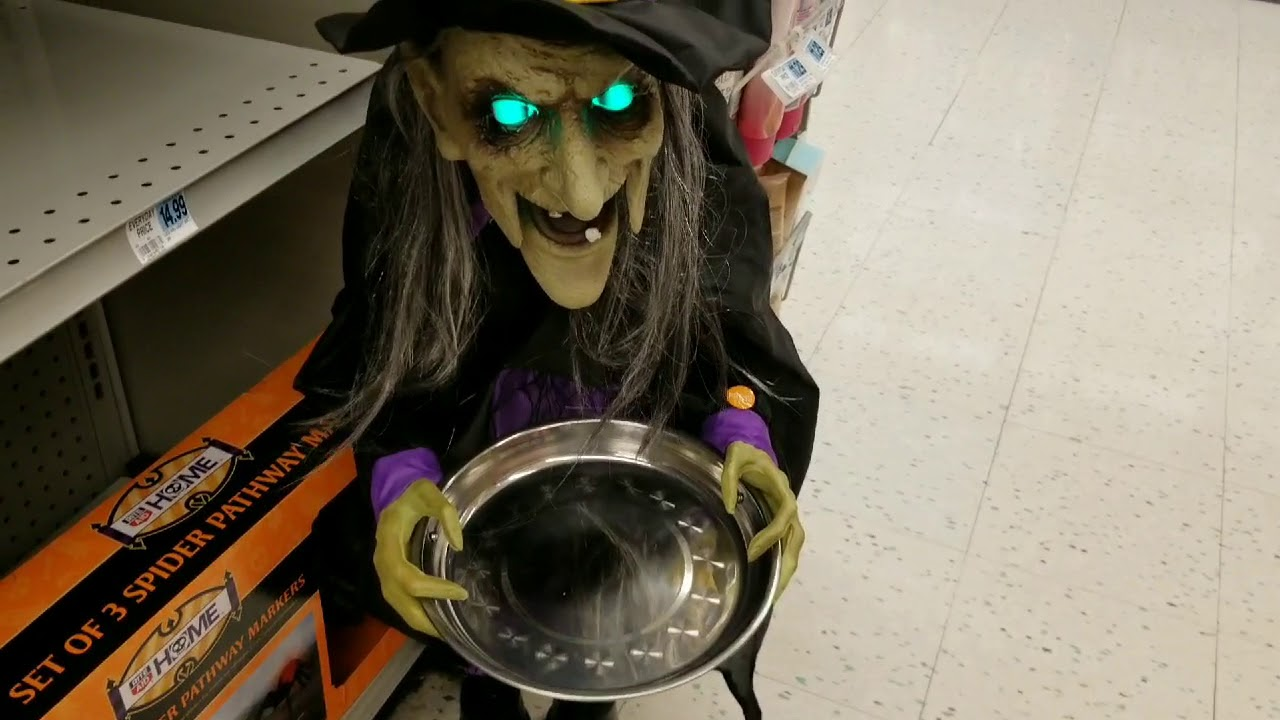 shop with me halloween decorations and fall decor rite aid 2018