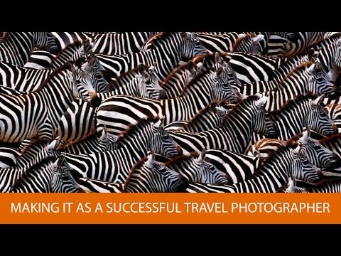 Making it as a Successful Travel Photographer, with Art Wolfe: Optic 2015