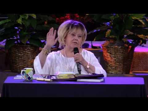 Mary Baxter Shares About Hell at Shekinah Worship Cneter