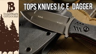 TOPS Knives  I.C.E. Dagger | Andy Tran Designed