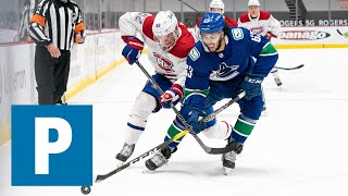 Vancouver Canucks Jalen Chatfield on his first NHL game   The Province