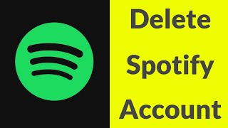 How To Delete Spotify Account-2021