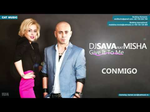 DJ Sava feat. Misha - Give it to me (Original Edit) Lyric Video
