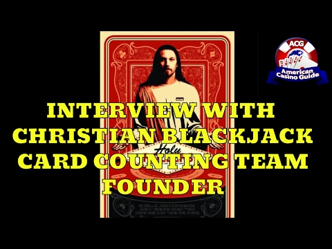 Christian Blackjack Card Counting Team Co-Founder, Colin Jones, Interview