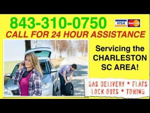 Emergency Roadside Assistance Charleston SC | Call 843-310-0750!