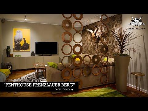 vote no on : stunning 2,400 sq ft penthouse apartment in berlin, germ, Innenarchitektur ideen