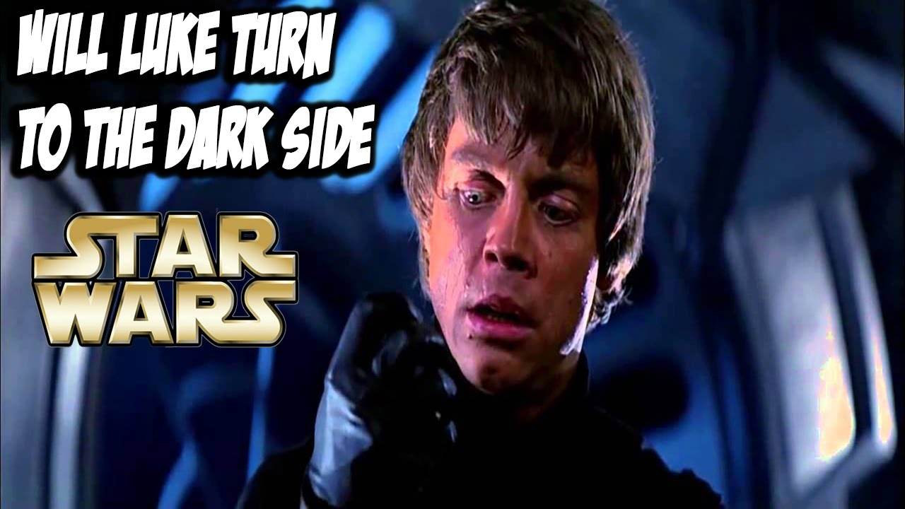 Star Wars The Force Awakens - Will Luke Turn to the Dark ...