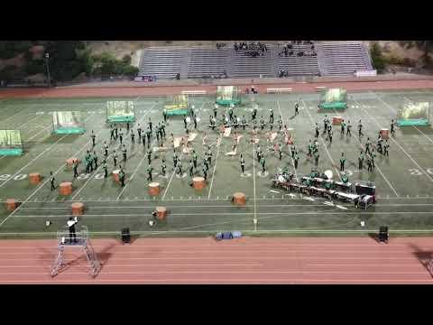 Thousand Oaks High School Marching Band Hart Rampage 2018
