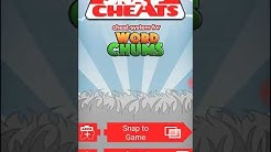 Cheats for word chums