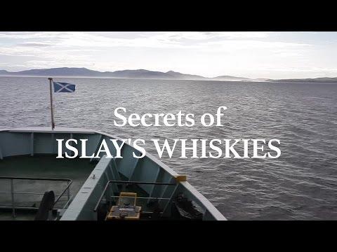 Secrets of Islay's Whiskies