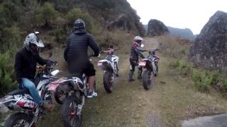 Crossfire Ride To Bhurjung Khola & More