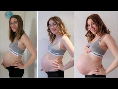 EPIC PREGNANCY TRANSFORMATION    14 - 40 WEEKS