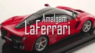 [NV] Unpacking an Amalgam 1/12 Ferrari