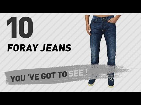 Foray Jeans For Men // UK New & Popular 2017