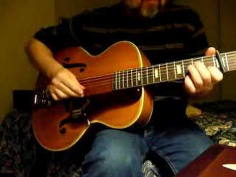 Harmony Patrician Guitar