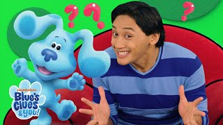 Learn How To Play Blue's Clues! 🐾| Blue's Clues & You!